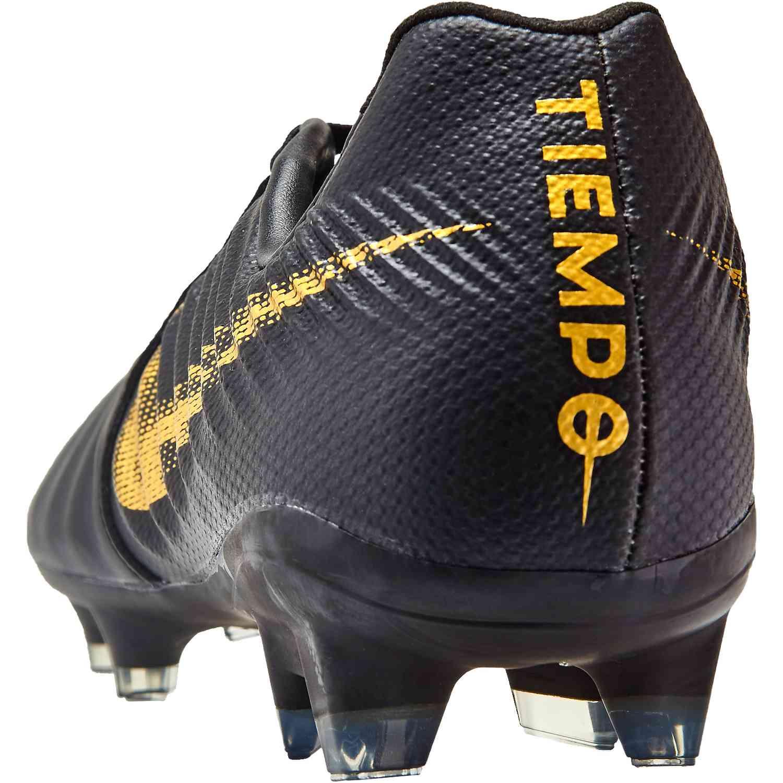 new products f4093 c2d23 Nike Tiempo Legend 7 Pro FG – Black Lux