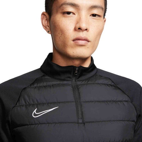 Nike Dry Padded Academy Drill Top – Black