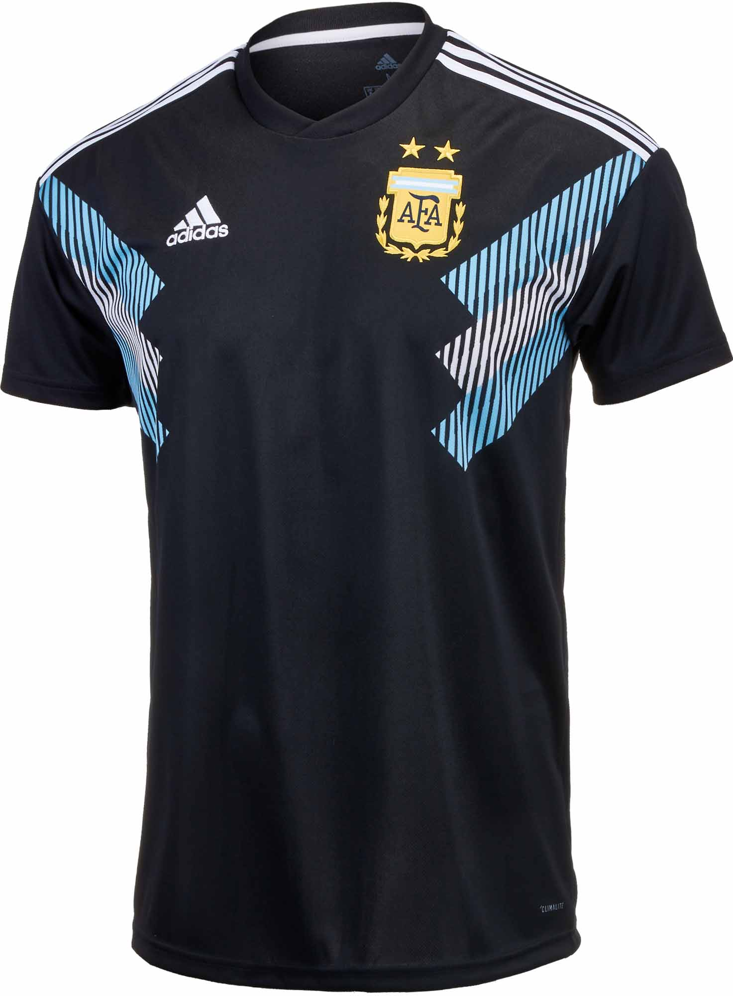 73bfeb09b5d adidas Kids Argentina Away Jersey 2018-19 - SoccerPro.com