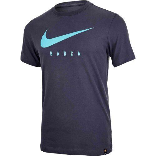 Nike Barcelona Training Ground Tee – Dark Smoke Grey