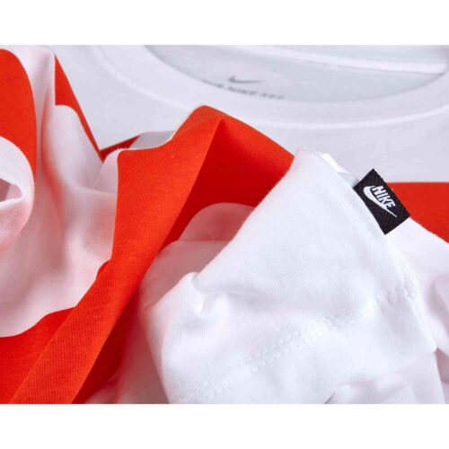 Kids Nike Chelsea Kit Inspired Tee – White