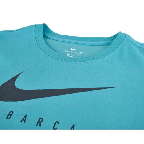 Kids Nike Barcelona Training Ground Tee – Cabana