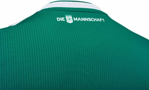 adidas Germany Authentic Away Jersey 2018-19 NS