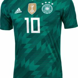 ec526165d adidas Mesut Ozil Germany Away Authentic Jersey 2018-19 - SoccerPro
