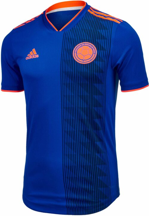 adidas Colombia Authentic Away Jersey 2018-19 NS