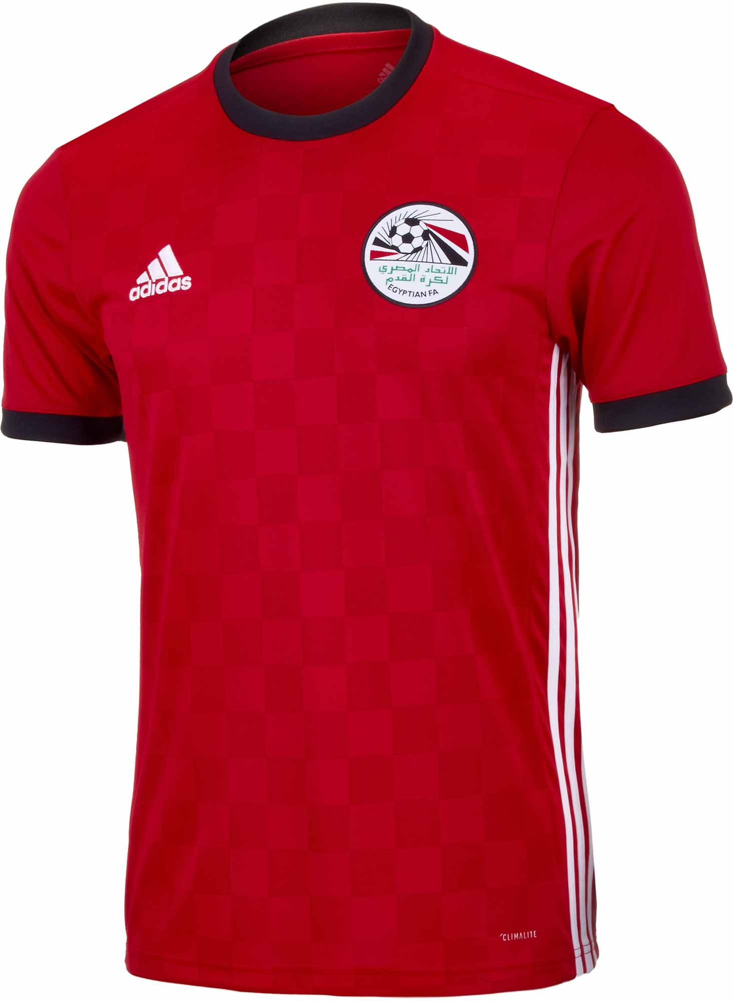 new product 103d2 26fee adidas Egypt Home Jersey 2018-19