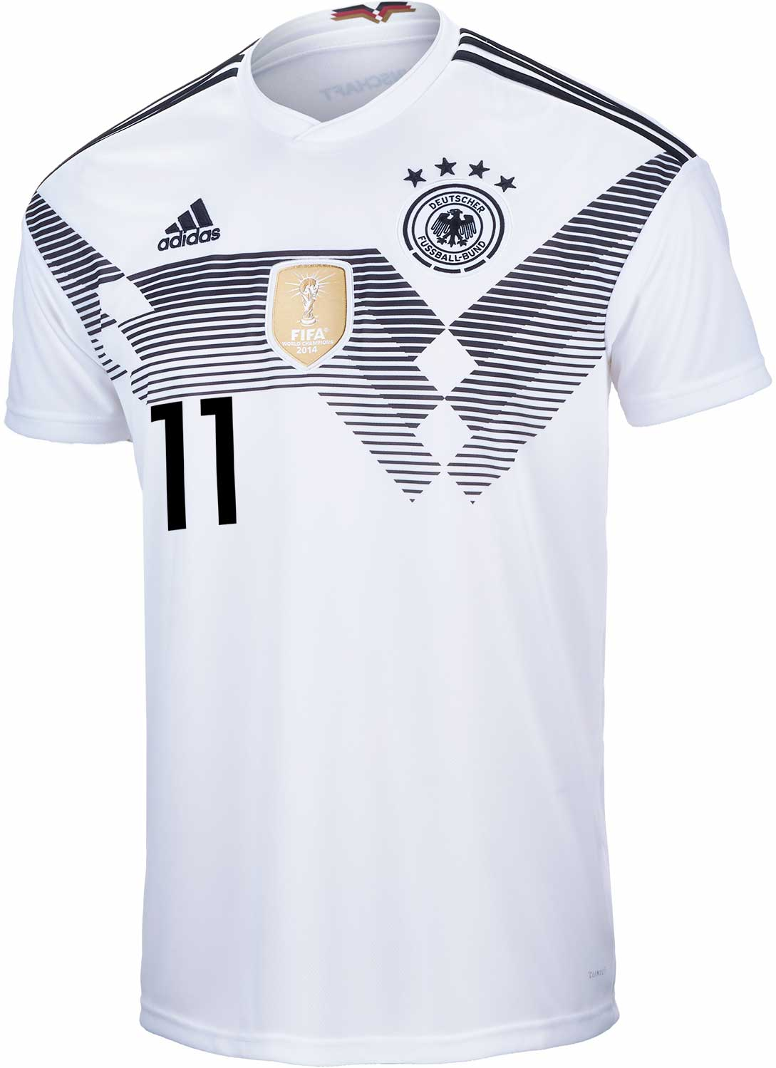 new arrival 6f98d 41aee adidas Marco Reus Germany Home Jersey 2018-19 - SoccerPro