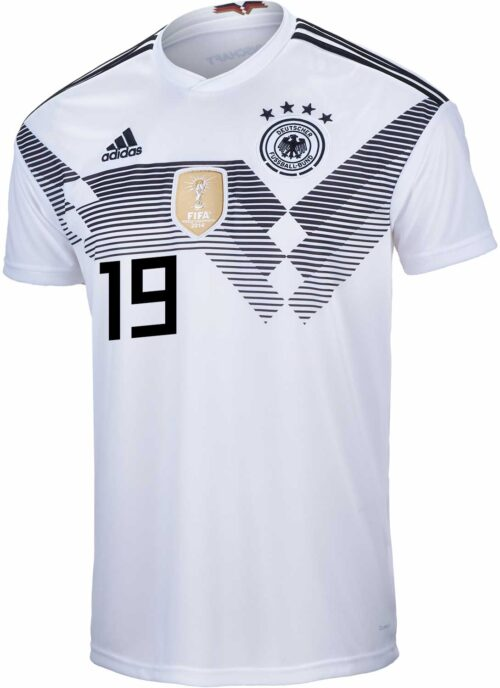 adidas Leroy Sane Germany Home Jersey 2018-19