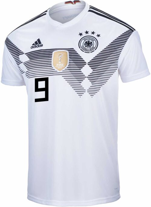 adidas Timo Werner Germany Home Jersey 2018-19