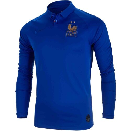 8d797963233 Nike France Centennial Home L/S Jersey – Game Royal