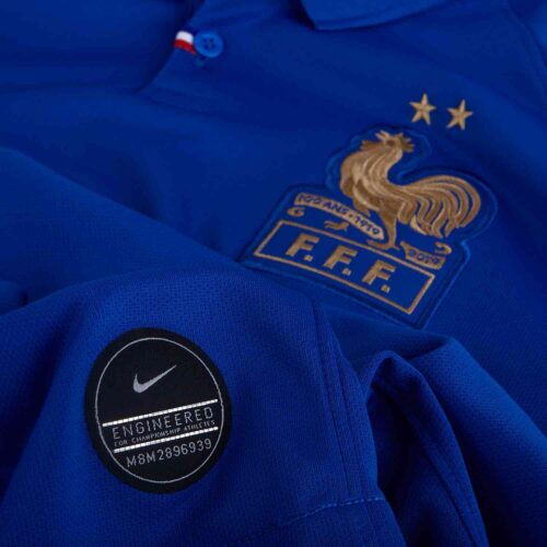 Nike France Centennial Home L/S Jersey – Game Royal