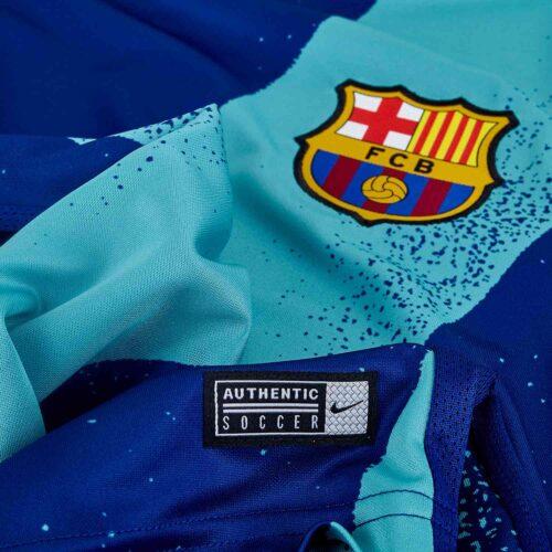 Nike Barcelona Pre-Match Top – Cabana/Deep Royal Blue