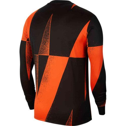 Nike Chelsea L/S Pre-match Top – Rush Orange/Black/Rush Orange