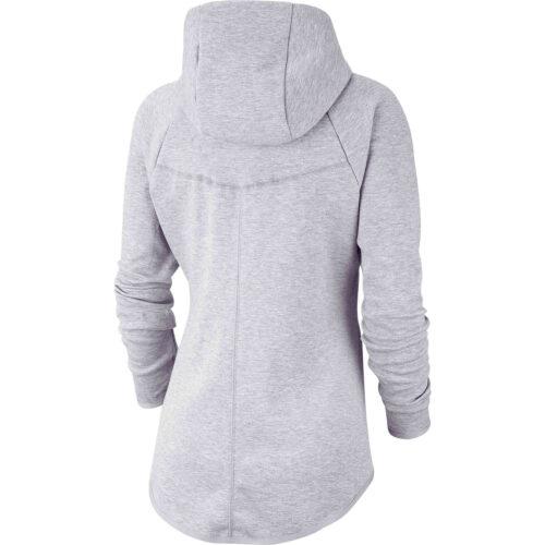 Womens Nike Windrunner Tech Fleece Jacket – Dark Grey Heather
