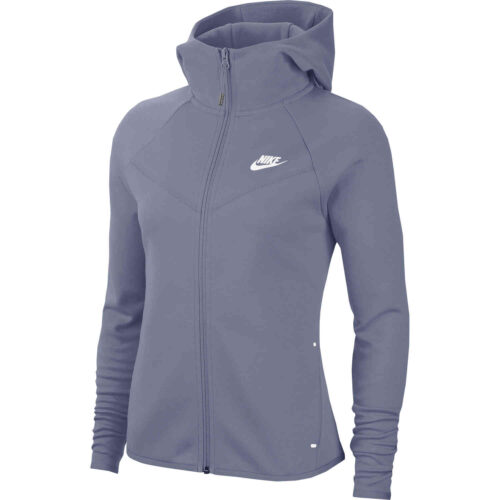 Womens Nike Windrunner Tech Fleece Jacket – Stellar Indigo
