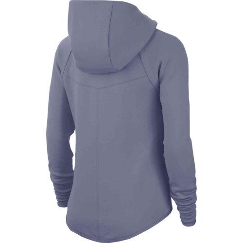 Womens Nike Windrunner Tech Fleece Jacket – Stellar Indigo