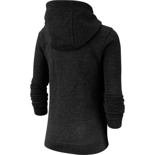 Kids Nike Sportswear Pullover Hoodie – Black