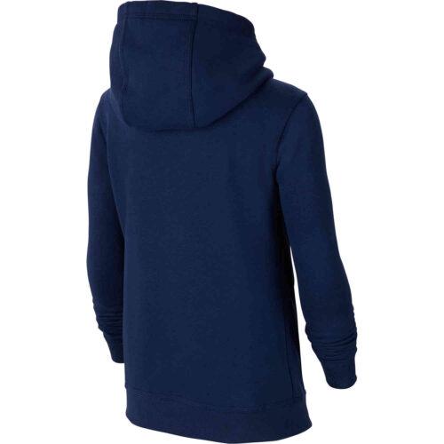 Kids Nike Sportswear Pullover Hoodie – Midnight Navy