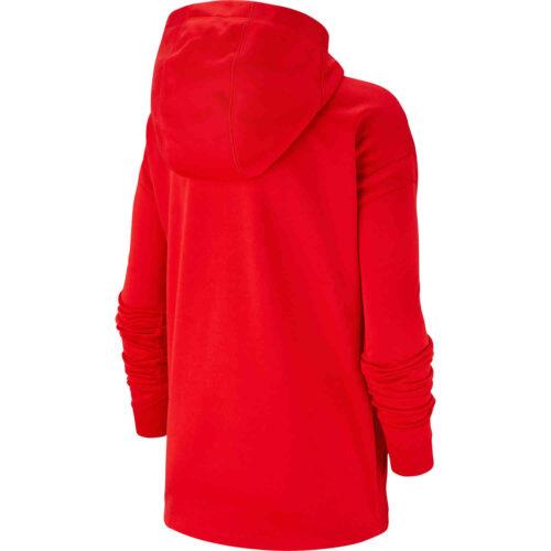 Kids Nike Therma GFX Full-zip Hoodie – University Red
