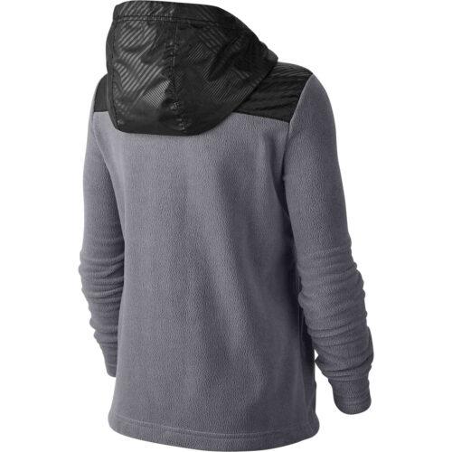 Kids Nike Winterized Full-zip Hoodie – Gunsmoke
