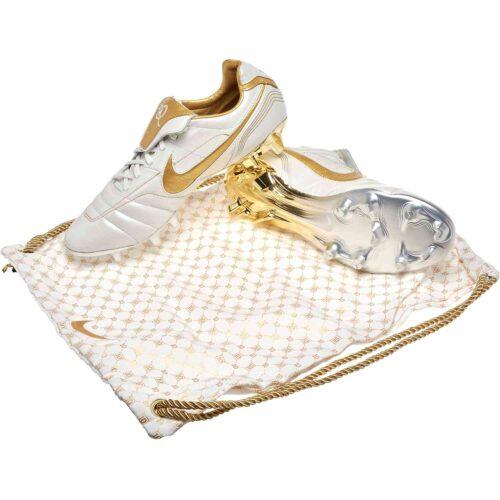 Nike 10R Tiempo Legend 7 Elite FG – Metallic Summit White/Metallic Gold Coin