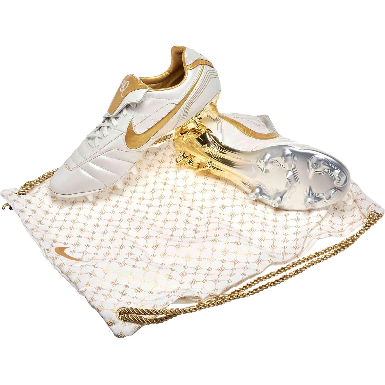 0f4ea8a3a Nike 10R Tiempo Legend 7 Elite FG – Metallic Summit White Metallic Gold Coin