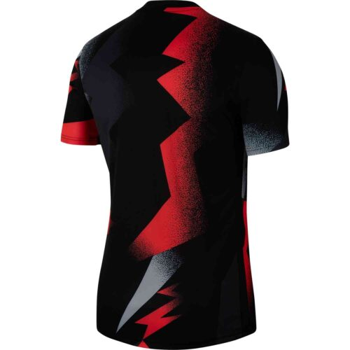 Jordan PSG Pre-Match Top – Black/Black/Black/White