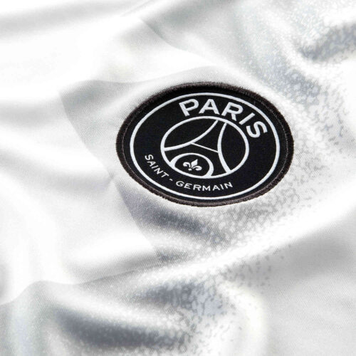 Nike PSG 4th Pre-match Top – White/White/Black