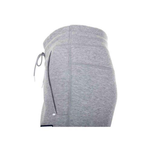 Womens Nike USWNT Tech Fleece Pants – Dark Grey Heather/Matte Silver/White