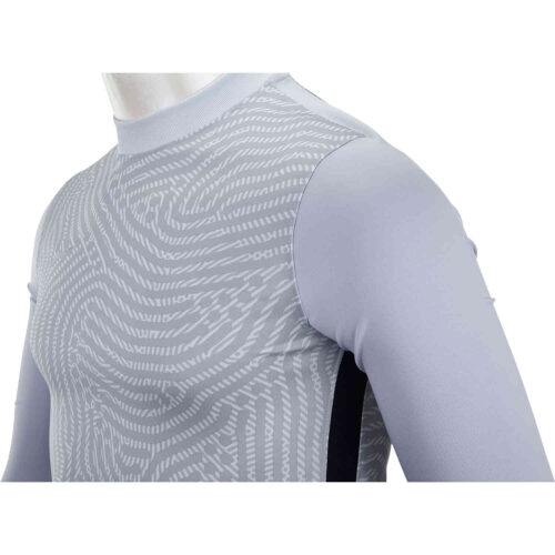 Nike Gardien III Team Goalkeeper Jersey – Pure Platinum & Sky Grey with Wolf Grey
