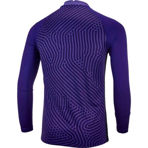 Nike Gardien III Team Goalkeeper Jersey – Varsity Purple & Court Purple with Ink