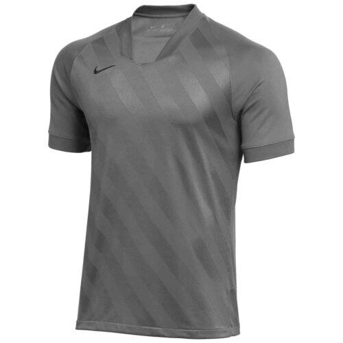 Kids Nike Challenge III Jersey – Wolf Grey
