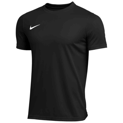 Kids Nike Park VII Jersey – Black