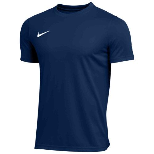 Kids Nike Park VII Jersey – College Navy