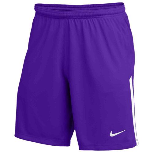 Nike League II Shorts – Court Purple