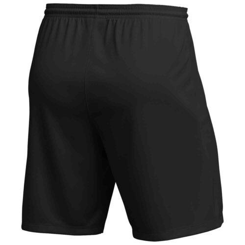 Nike Park III Shorts – Black