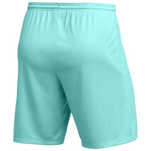 Nike Park III Shorts – Hyper Turquoise