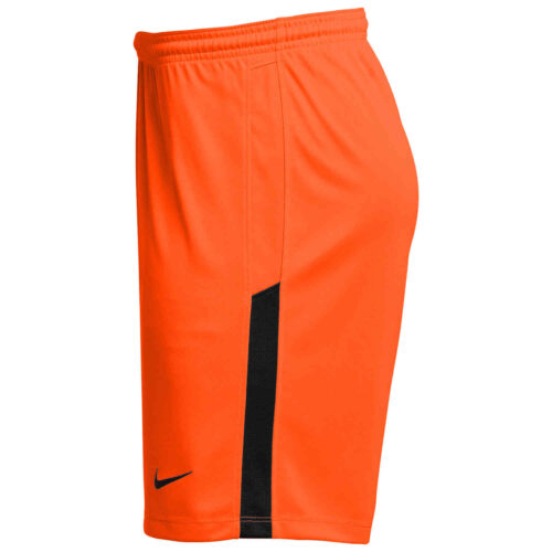 Kids Nike League II Shorts – Team Orange