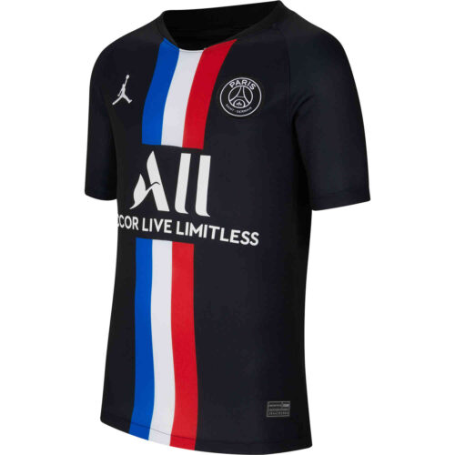 2019/20 Kids Jordan PSG 4th Jersey