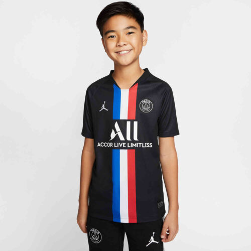 2019/20 Kids Jordan PSG 4th Jersey