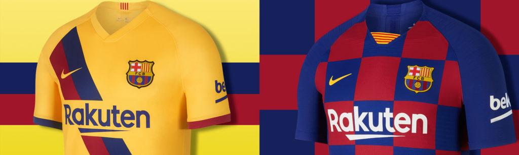 sports shoes 79290 8532a FC Barcelona Jersey | Barcelona Shirt | SoccerPro.com