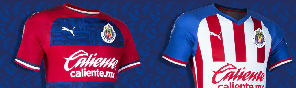 innovative design 8ce08 d78f1 Chivas Jersey - Chivas Guadalajara - SoccerPro.com