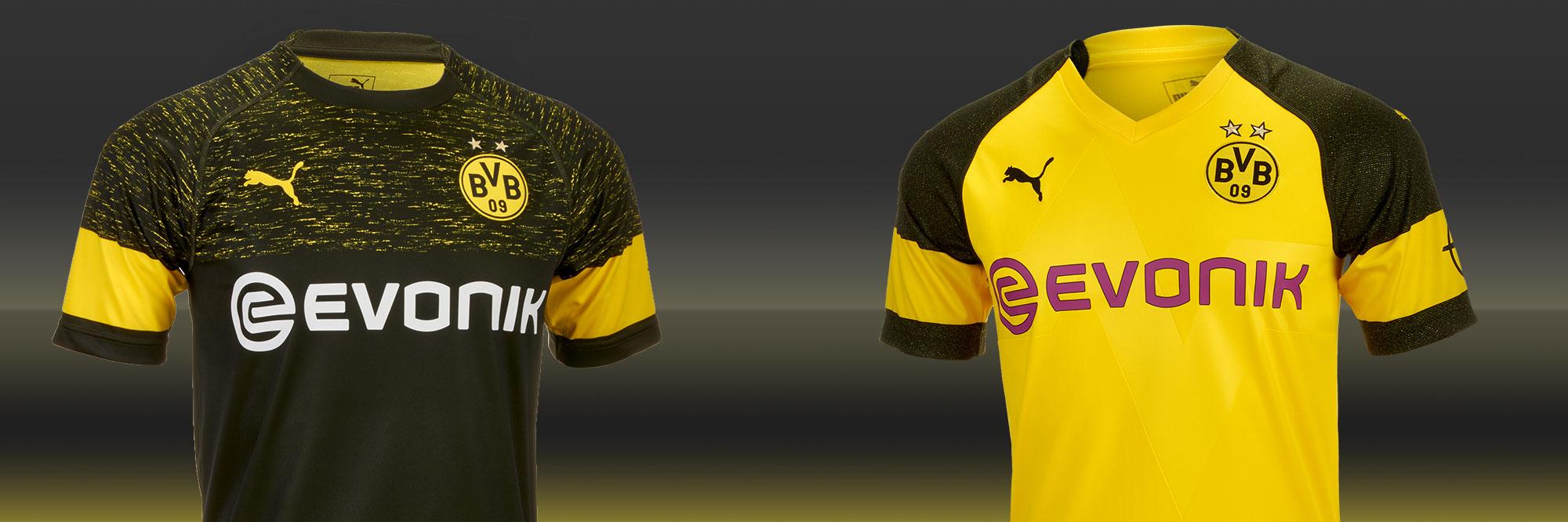 e05fd3e2fc5 Borussia dortmund jersey soccerpro jpg 2000x666 Dortmund 2017 uniforme bvb  09 jer