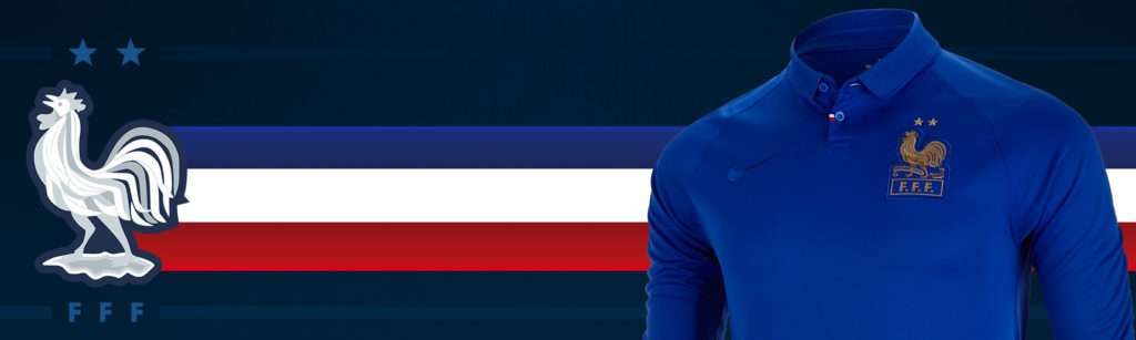detailed look 64bc8 9a7f1 France Soccer Jersey | SoccerPro