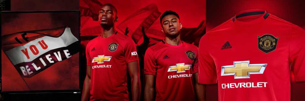 2a2bf84b9e3 Manchester United Jersey