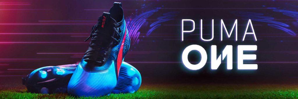 82a7e7280 Puma One Soccer Cleats