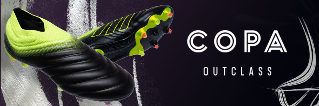 official photos c53c6 7e840 adidas® Copa Iconic Looks and High-Tech Design