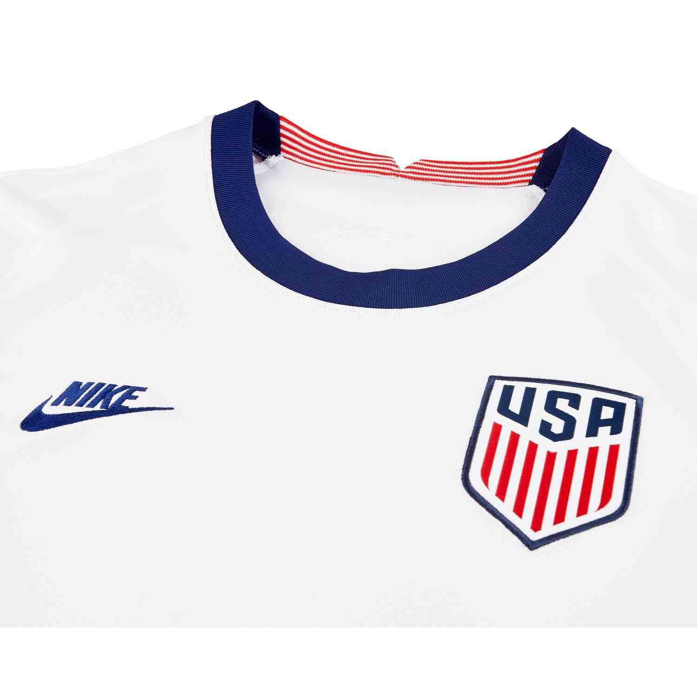 M USA Mens National Team Away Jersey 2020