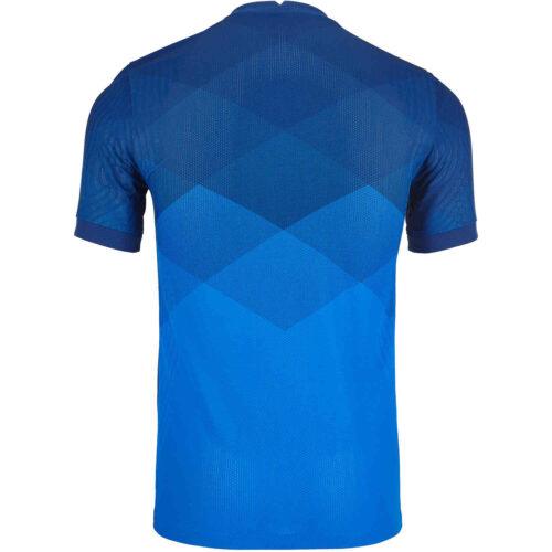 2020 Nike Brazil Away Match Jersey