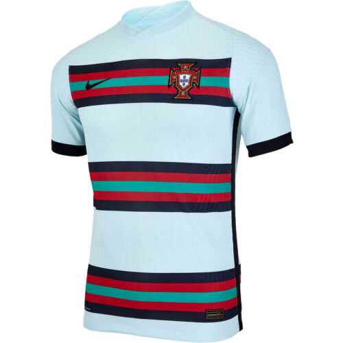2020 Nike Portugal Away Match Jersey